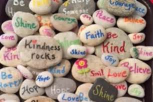 Introducing Kindness Rocks Garden