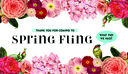 Spring Fling Thank You!
